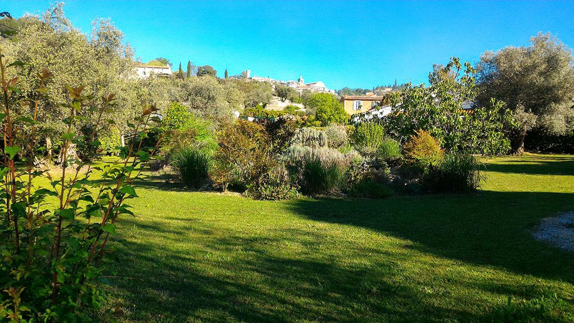 Jardin de l'escale provençale