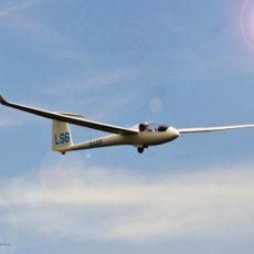Vol en planeur (baptème de l'airà