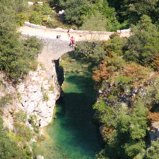 le pont des tuves Siagne