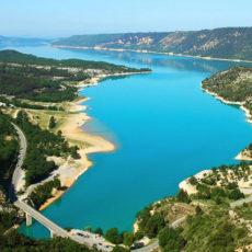 Le Lac de St Cassien, grand lieu de détente et de pêche à la carpe