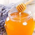 A déguster au petit déjeuner de l'Escale Provençale : Miel de lavande