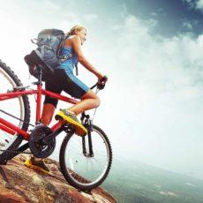 Découverte de la région à vélo