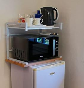 L'Escale provençale s'équipe de four microondes dans chaque chambre.